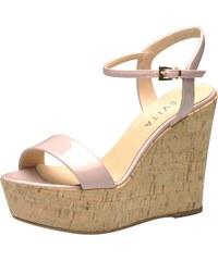 Evita Shoes Keilsandalette