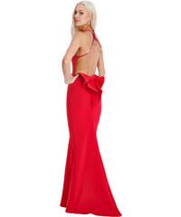 Goddess Červené šaty Ann Marie