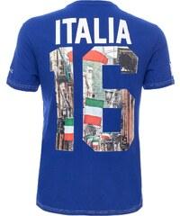 Kaporal Bitale - Italie - T-shirt - bleu