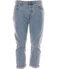 Levi's 501 - Jeans mit geradem Schnitt - blau