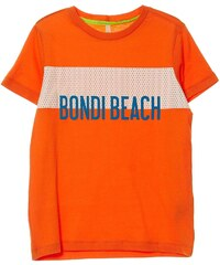 Benetton T-shirt - orange