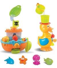 Ludi Coffret bain 3 activités - multicolore