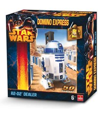 GOLIATH BV Domino express star wars R2D2 - 6 ans +