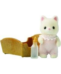 Epoch d'Enfance Sylvanian Family - Bébé chat - multicolore