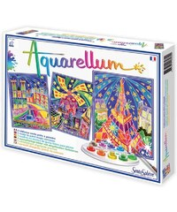 Sentosphere Aquarellum - Tableaux à peindre - multicolore