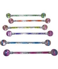 Kim'Play Bâton majorette - multicolore