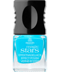 Alessandro Turquoise Sea Magic Stars Thermo Lak na nehty 5 ml