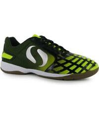 Sondico Futsal II pánské Indoor Football Trainers Black/Yellow