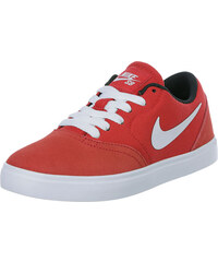 Nike Sb Check Gs Schuhe red/white/black