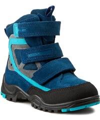 Sněhule ECCO - Xpedition Kids 70464259656 Black/Poseidon/Poseidon-Black