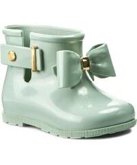 Holínky MELISSA - Mini Melissa Sugar Rain Bow Bb 31815 Green 01699
