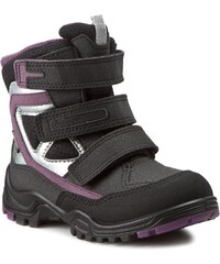 Sněhule ECCO - Xpedition Kids 70464259461 Black/Black/Grape