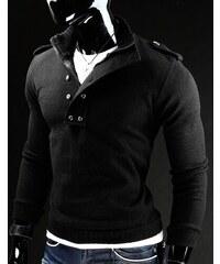 Černý frajerský svetr pro muže
