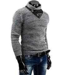 Pánský svetr s rolákem