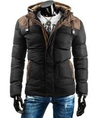 Pánská zimní bunda X-LINE černá