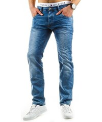 Pánské džíny s rovnými nohavicemi