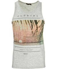 Pánské tílko s obrázkem a nápisem FLORIDA