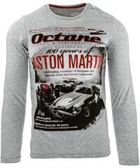 Pánské tričko s obrázkem ASTON MARTIN