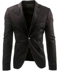 Luxusní pánské sako černé