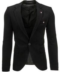 Značkové pánské černé sako