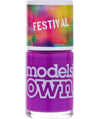 Models Own Purple Bandana Festival Theme Polish Nagellack 14 ml