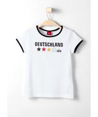 s.Oliver Fußball EM Fan-Shirt
