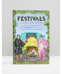 Books A Survival Guide To Festivals - Buch - Mehrfarbig