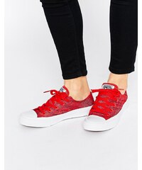 Converse - Ox Chuck Taylor All Star II - Tennis en toile - Rouge - Rouge