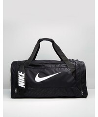 Nike - Brasilia BA4828-001 - Grand sac balluchon - Noir - Noir