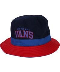 Vans chapeau bob Chapeau Bob Undertone Bleu Et Rouge Homme