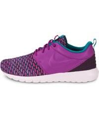 Nike Baskets/Running Roshe Nm Flyknit Violet Homme