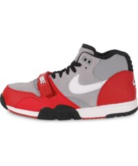 Nike Baskets Air Trainer 1 Mid Grise Homme