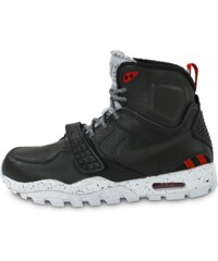Nike Baskets/Boots Air Trainer Scii Boot Noire Homme