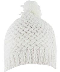 Chausport Bonnets Bonnet Pompom Blanc Femme