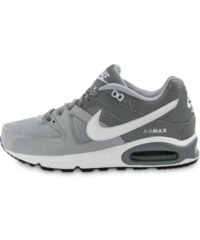 Nike Baskets/Running Air Max Command Grise Homme