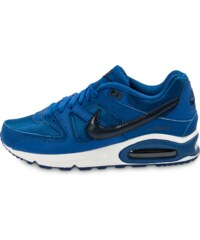 Nike Baskets/Running Air Max Command Bleue Homme