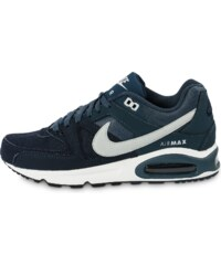 Nike Baskets/Running Air Max Command Bleu Foncé Homme