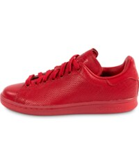adidas Baskets/Tennis Stan Smith Adicolor W Rouge Femme