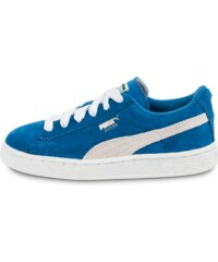 Puma Baskets/Tennis Suede Enfant Bleue Enfant