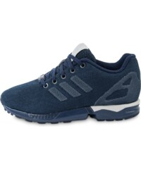 adidas Baskets/Running Zx Flux Junior Dark Blue Enfant
