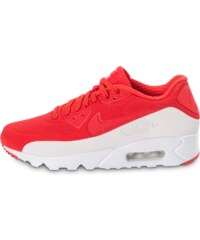 Nike Baskets/Running Air Max 90 Ultra Moire Rouge Homme