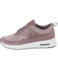 Nike Baskets/Running Air Max Thea Txt Plum Flog Femme