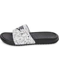 Nike Sandales Benassi Just Do It Print Steven Harrington Femme