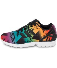 adidas Baskets/Running Zx Flux Multicolor Homme