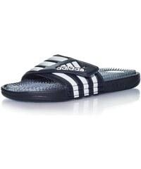 Pantofle adidas Santiossage QD 38 TMAVĚ MODRÁ