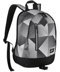 NIKE2 Dětský batoh Nike Cheyenne UNIVERZÁLNÍ ČERNÁ - BÍLÁ