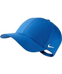 Kšiltovka Nike Team Club UNIVERZÁLNÍ MODRÁ