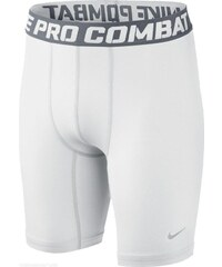 NIKE2 Dětské termo trenky Nike Core Compression S (128-137) BÍLÁ