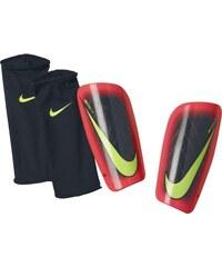 NIKE2 Chrániče Nike Mercurial Lite L ČERNÁ - ČERVENÁ