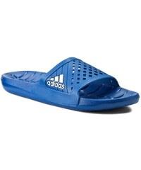 Pantofle adidas Kyaso EQT 46 MODRÁ